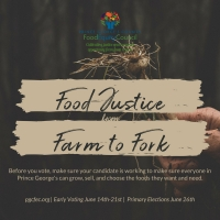 2018 Candidates:  How do you plan to improve our County's food system?